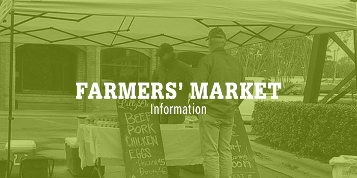 Lilly Den Farmers' Market Information