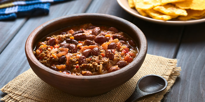 Goat Chili Recipe