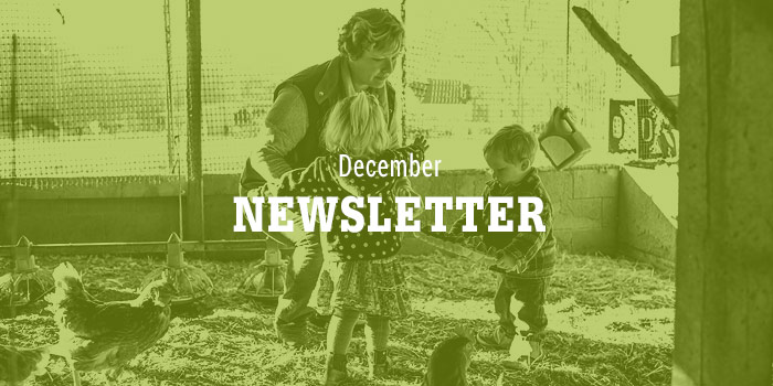 2016 Lilly Den Farm December Newsletter