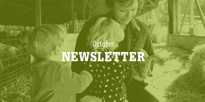 Lilly Den Farm October Newsletter