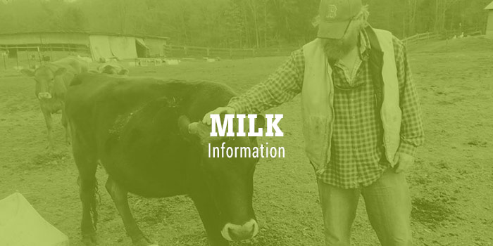 Milk Availability Information