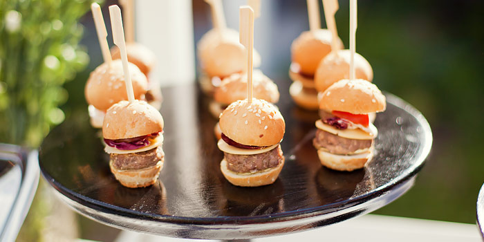 Triple Pork Sliders