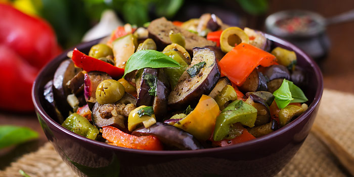 Summer Garden Ratatouille