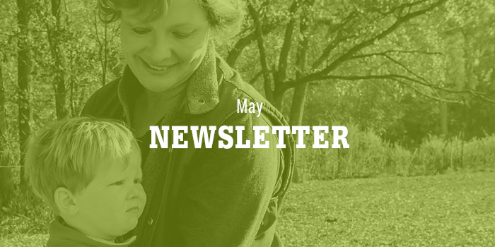 2016 Lilly Den Farm May Newsletter