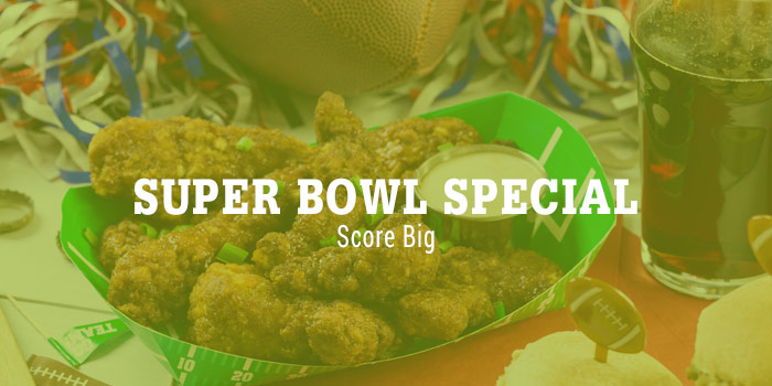 Super Bowl Meat Package Special Only $15