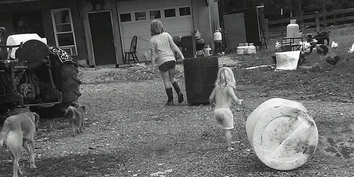 Farming: A Labor Of Love