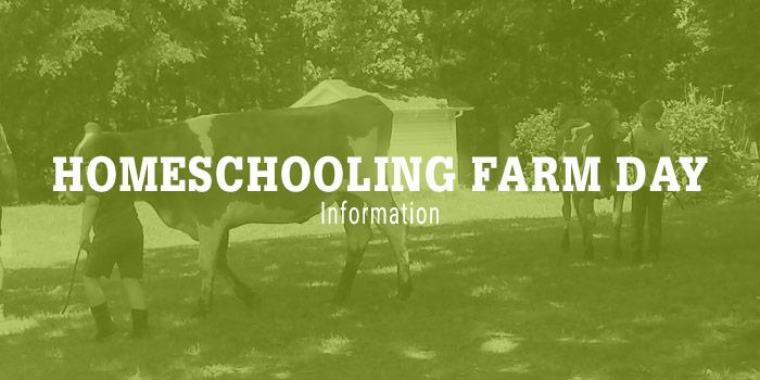 Homeschooling Farm Day